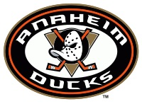 Anaheim Ducks -NHL hockey